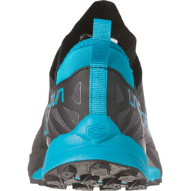 La Sportiva Kaptiva Zapatillas running Hombre, carbon/tropic blue